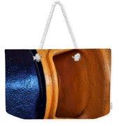 Hear No Evil - Industrial Abstract Weekender Tote Bag
