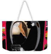 Hearse Driver Collage Young Billy Young Old Tucson Arizona Dirty Dingus Magee Mescal Az 1968/1970-20 Weekender Tote Bag
