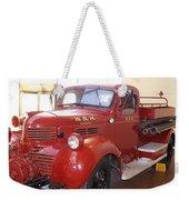 Hearst Fire Truck Weekender Tote Bag