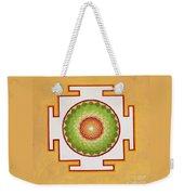 Heart Chakra Weekender Tote Bag