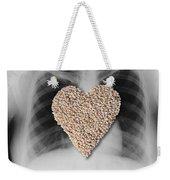 Heart Healthy Food Weekender Tote Bag