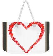 Heart Of Hearts II... Weekender Tote Bag