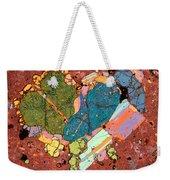 Heart Of Lipari Weekender Tote Bag