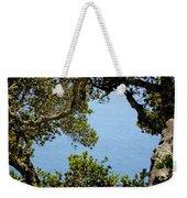Heart Of Nepenthe - Big Sur Weekender Tote Bag