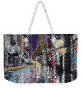 Heart Of Paris Weekender Tote Bag