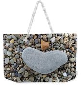 Heart Of Stone Weekender Tote Bag