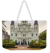Heart Of The French Quarter Weekender Tote Bag