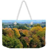 Heart Of The Ozarks Weekender Tote Bag