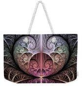 Heartbeat Weekender Tote Bag