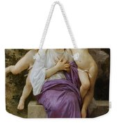 Heart's Awskening Weekender Tote Bag