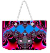 Hearts Ballet Curtain Call Fractal 121 Weekender Tote Bag