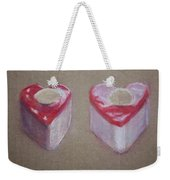 Hearts Is Hearts Weekender Tote Bag