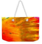 Heat Wave Weekender Tote Bag