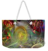 Heat Wave - Square Version Weekender Tote Bag