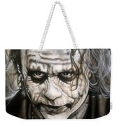 Heath Joker Weekender Tote Bag