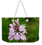 Heath Spotted Orchid Weekender Tote Bag