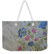 Heaven And Earth A Weekender Tote Bag