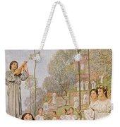 Heaven Weekender Tote Bag by Hans Thoma