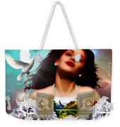Heaven In Me Weekender Tote Bag