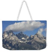 Heaven Meets Earth Weekender Tote Bag
