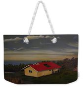 Heaven On Earth Weekender Tote Bag