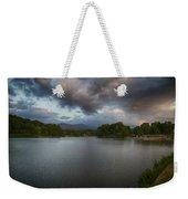 Heaven Takes A Look Weekender Tote Bag