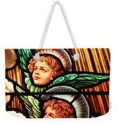 Heavenly Angels Weekender Tote Bag