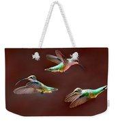 Heavenly Birds Weekender Tote Bag