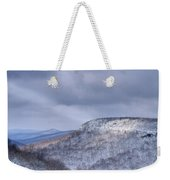 Heavenly Light On The Mesa Weekender Tote Bag