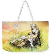 Heavenly Peace Weekender Tote Bag