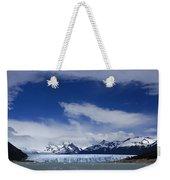 Heavenly Perito Moreno Glacier Weekender Tote Bag