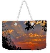 Heavenly Rays Two Weekender Tote Bag