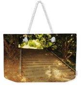 Heavenly Stairway Weekender Tote Bag