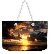 Heavenly Sunset Weekender Tote Bag