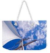 Heavenly Uncharted Weekender Tote Bag