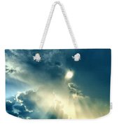 Heavens After The Rain II Weekender Tote Bag