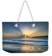 Heaven's Door Weekender Tote Bag by Debra and Dave Vanderlaan