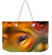 Heaven's Eyes - Abstract Art By Sharon Cummings Weekender Tote Bag