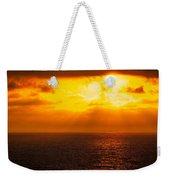 Heaven's Glow Weekender Tote Bag