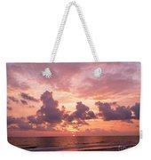 Heavens Glow Weekender Tote Bag
