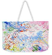 Heaven's Music Weekender Tote Bag