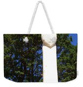 Heavenward Gaze - Sculpture - Lady Weekender Tote Bag
