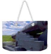 Heavy Artillery Weekender Tote Bag