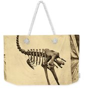 Heavy Footed Moa Skeleton Weekender Tote Bag