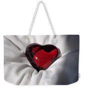 Heavy Heart Weekender Tote Bag