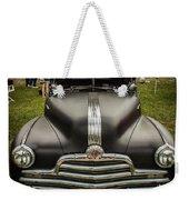 Heavy Metal 1941 Pontiac Weekender Tote Bag