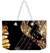 Heavy Metal Bass Weekender Tote Bag