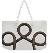 Heavy Metal Bends Weekender Tote Bag