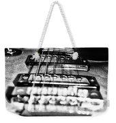 Heavy Metal Weekender Tote Bag