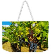 Heavy On The Vine At The High Tower Winery  Weekender Tote Bag